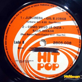 Va 1975 Hit Pop Compacto Gilberto Gil Jorge Ben The Who