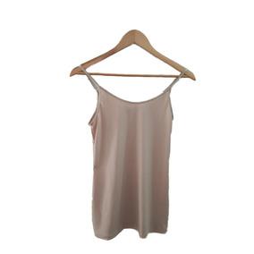 Gap Musculosa Breteles Ajustables Nueva Color: Veige; Nude