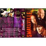 Box Smallville 3 Temporada Original Nova Lacrada ,dri Vendas
