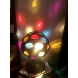 Esfera De Luces De Colores Para Miniteca