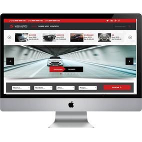 Script Php Web Autos - Site Loja De Veículos Php Mysql Scrip