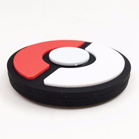 Fidget Hand Spinner Pokemon Pokebola - Pronta Entrega - Novo