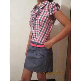 Vestido Casual Juvenil Talla S
