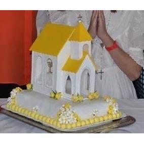 tortas de comunion mercadolibre