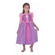 Disfraz Rapunzel Princesa Disney Original New Toys Educando