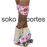 Rodilleras + Coderas + Cover Neoprene Patin Rollers Skate