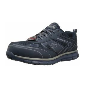 Tenis Industriales Skechers Con Casquillo-alloy Toe #27