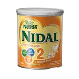 Nidal 2 - Leche Nidal 2. 400 G. Nestlé