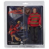 A Nightmare On Elm Street 1984 Neca Retro Clothed