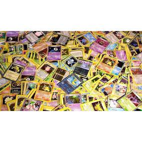 Lote De 101 Tarjetas Del Juego De Cartas Pokemon Tcg