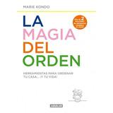 La Magia Del Orden (marie Kondo) Libro Nuevo