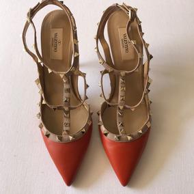 Sapato Rock Stud Valentino Original