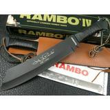 Cuchillo Rambo 4 (machete) Replica De La Película