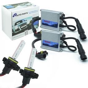 Kit Xenon Lâmpada Carro Farol Reator Jl Auto Parts H16 6000k