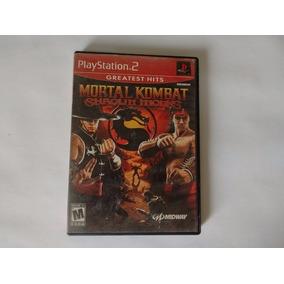 Mortal Kombat Shaolin Monks Ps2 En Game Reaktor 2