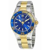 Reloj Technomarine Tm-215003 Acero Plateado/dorado Hombre