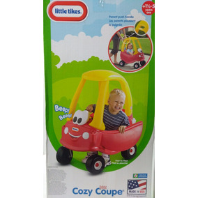 Little Tikes Cozy Coupe Carrito Montable Andadera No Step2 M