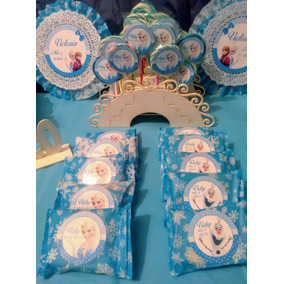 Candy Bar Completo Golosinas+bolsitas+deco Para Tu Mesa!