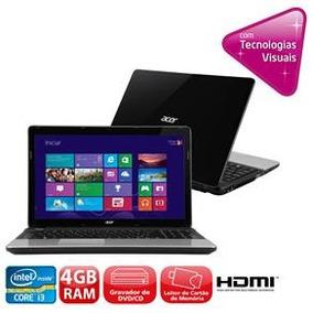 Notebook Acer Aspire E1-571-6601 500gb I3 2.3ghz 4gb Ddr3