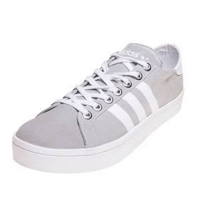 Zapatilla adidas CourtvantageGris