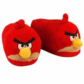 Pantufa 3 D - Angry Birds - Ricsen - Tamanho 40/42