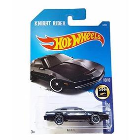 Hot Wheels Kitt Super Máquina K.i.t.t. Lacrado