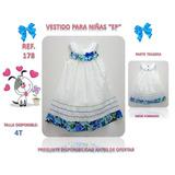 Hermosos Vestidos Ep Para Niñas Talla 4