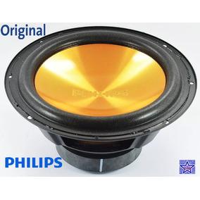 8x Alto Falante Subwoofer 6 Polegadas 4 Ohms 65w Philips