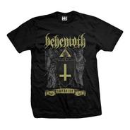 Remera Behemoth  Satanist
