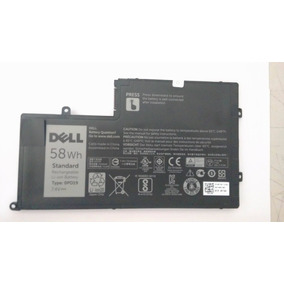 Batería Dell 3450 3550 58wh Type:0pd19 Larga Duracion