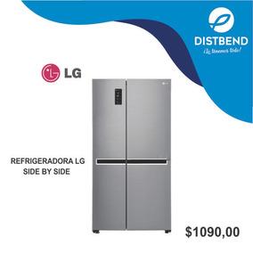 Refrigeradora Side By Side