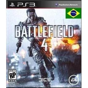 Battlefield 4 Ps3 - Português Psn Enviamos Ainda Hoje