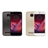 Motorola Moto Z2 Play + Mod Jbl - Nuevo - Libre De Fabrica