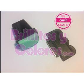 Estampador Rectangular Con Escrepeador Para Placas / Sellos