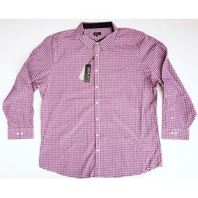 Moderna Camisa Talla 2xl Slim Fit Barata Con Leve Detalle