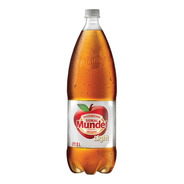 Refresco Sidral Mundet Light Sabor Manzana Botella De 2 L