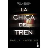 Libro La Chica Del Tren De Paula Hawkins