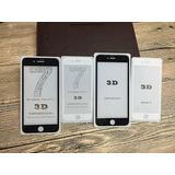 Protector Vidrio Templado 3d Iphone 6/6s 6splus 7/7plus