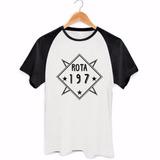 Rota 197 | Camisa Camiseta 1 9 7 Loja Hip Hop Street Wear
