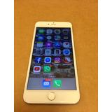 Iphone 6s Plus Apple 16gb 100% Funcional Blanco Caja Origina