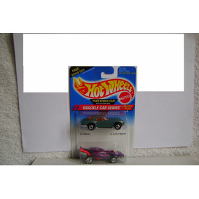 Nico Hot Wheels X 2 Split Window 63 Turboa 1/64 (hs 13)