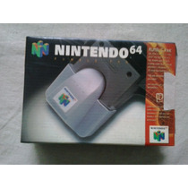 Nintendo 64 - Rumble Pak - Video Game - Game Antigo