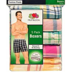 Boxers Fruit Of The Loom, Hanes Tallas Extras Xl 2,3 Y 4xl