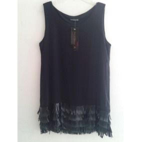 Vestido Negro Corto- Verónica Far