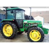 Tractor Agricola John Deere 2140 4x4 85hp 4 Cilindros