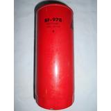 Filtro Combustible Caterpillar Balwin Bf-978.