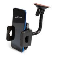 Soporte Holder De Celular O Gps Para Auto Brazo Flexible!