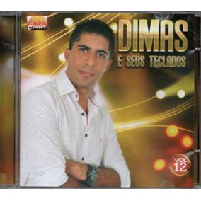 Cd Dimas E Seus Teclados - Vol. 12