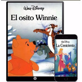 Cuentos Disney Colección 40 Libros - Pdf