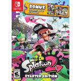 Splatoon 2 Nintendo Switch Descarga Digital